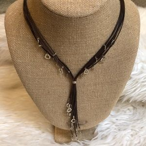 Silpada necklace 💕💕💕